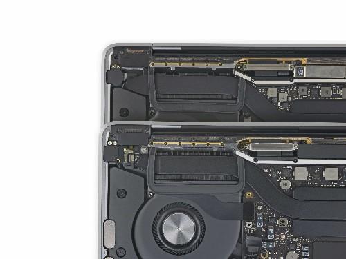 New MacBook Pro teardown reveals surprising internal tweaks