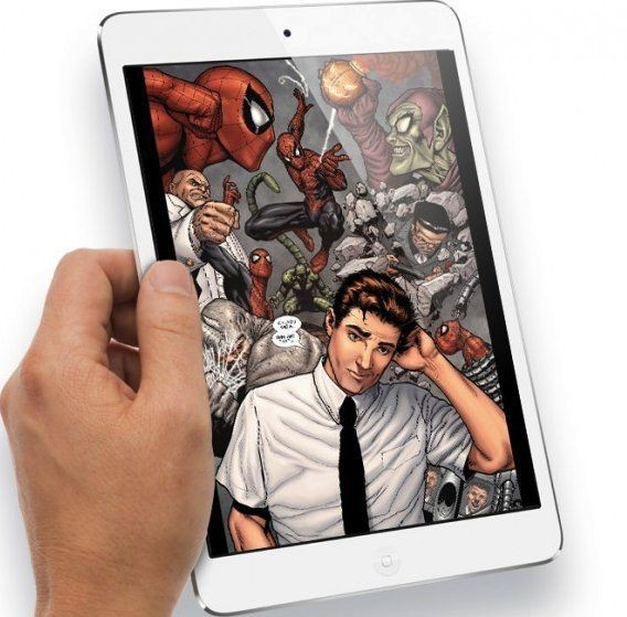 How ComiXology Became The iTunes Of Comic Books