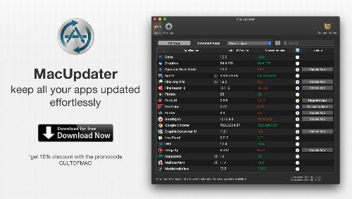 Keep your Mac apps up to date effortlessly