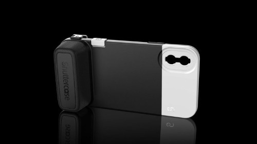 Clever case makes your iPhone feel like a classic camera