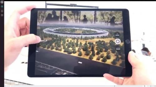 Amazing AR demo shows off Apple Park