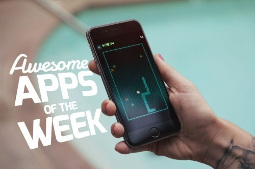 Snake Rewind and other awesome apps you might have missed this week