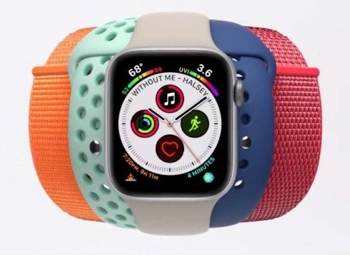 Latest Apple Watch ad focuses on colorful swappable bands
