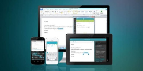 Tidy up your messy texting and typing [Deals]