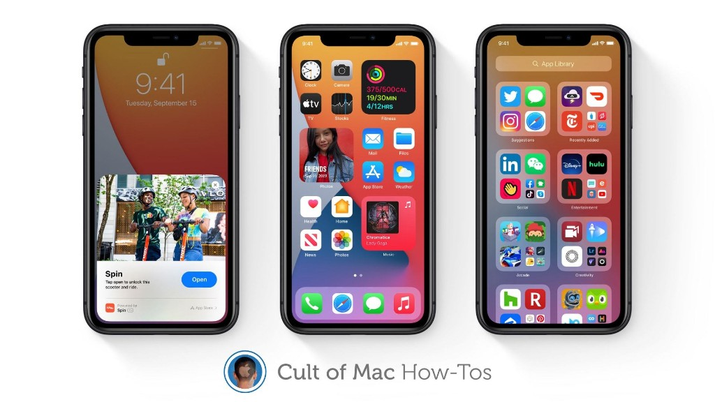 How to use some of the best new features in iOS 14