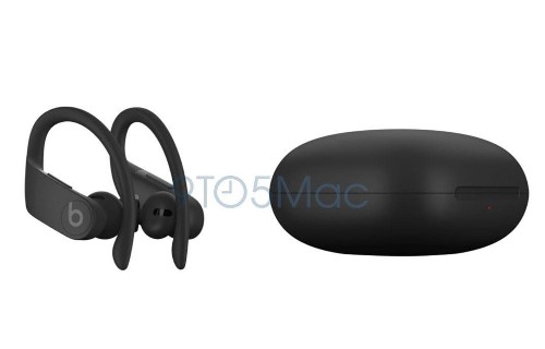 iOS 12.2 leaks images of upcoming PowerBeats Pro