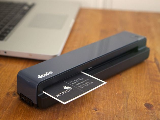 Finally go paperless with Doxie One [Deals]