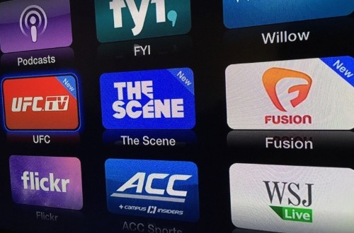 Apple TV gets four new channels and YouTube redesign