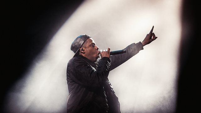 Jay Z fires shots at Apple and Spotify in vicious freestyle rap