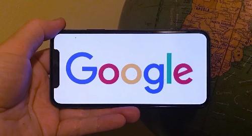 Google's massive cash pile is now bigger than Apple's