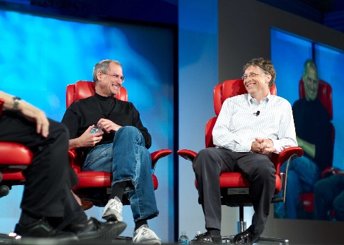 Bill Gates reveals what he envied most about Steve Jobs