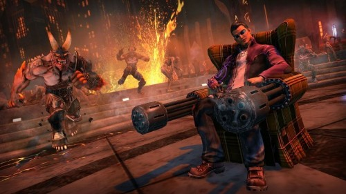 Saints Row: Gat Out of Hell delivers devilish fun and awesome superpowers