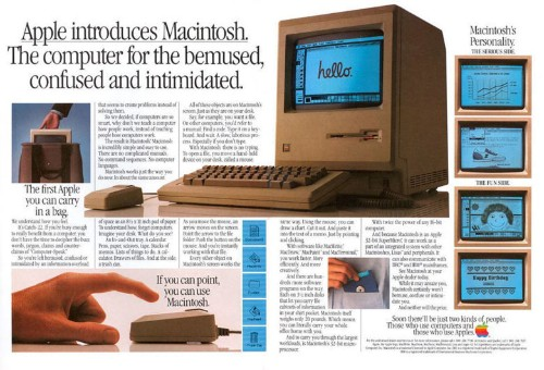 Today in Apple history: Apple ships the first Mac