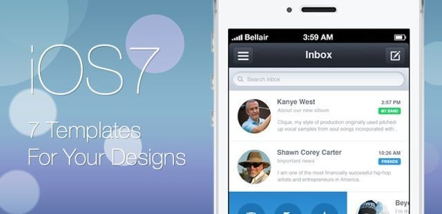 Ending Soon! Seven iOS 7 Templates To Bring Your App Idea To Life In No Time [Deals]