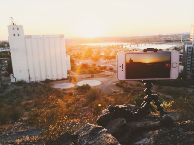 Photogs will fall in love with iOS 8's time-lapse feature