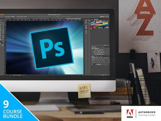 Become an Adobe Photoshop pro with this bundle of lessons [Deals]