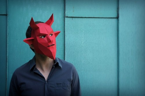 DIY masks could make you a haunting Halloween hit