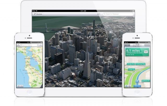 Apple is now updating Maps data every single day