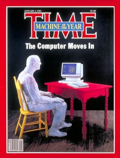 Today in Apple history: Young Steve Jobs appears on Time cover