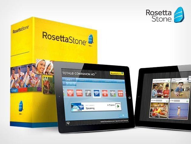 Want to learn a new language? Save big with Rosetta Stone coupon [Deals]