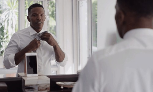 Jamie Foxx shows off Siri in new iPhone 6s ads