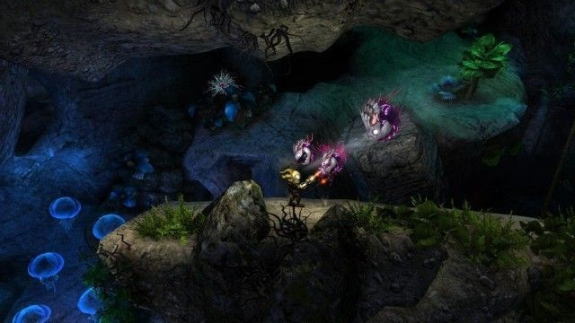 Gorgeous Platform Shooter, Glare, Coming Soon to Steam And Mac [PAX 2013]