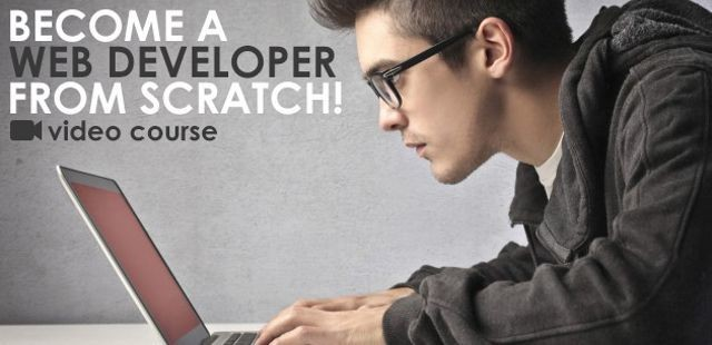 Learn HTML, CSS, And More With The Become A Web Developer From Scratch Video Course [Deals]