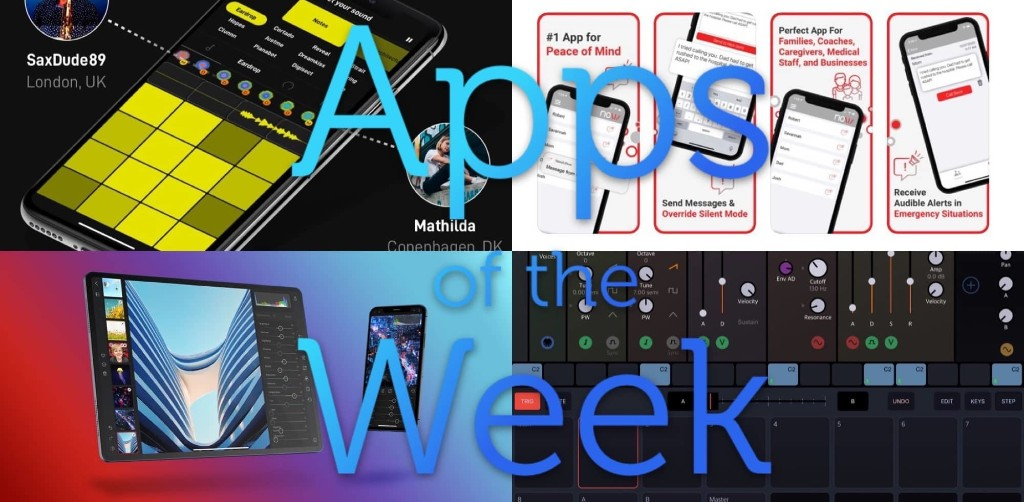 The best music, emergency alert and photo apps of the week | Cult of Mac
