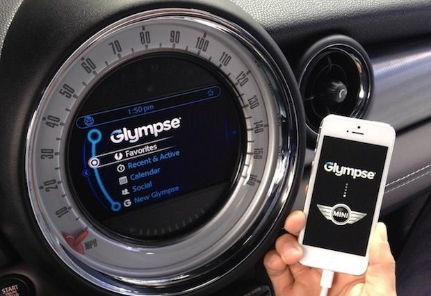 BMWs, Minis Get Glympse One-Touch Location-Broadcast Feature