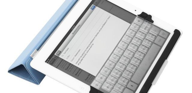 Ending Soon: Touchfire Is The Only iPad Keyboard You'll Ever Need [Deals]