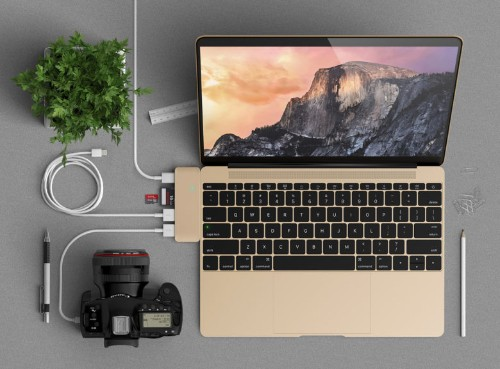 Adapt to the MacBook Pro with these USB-C docks and dongles