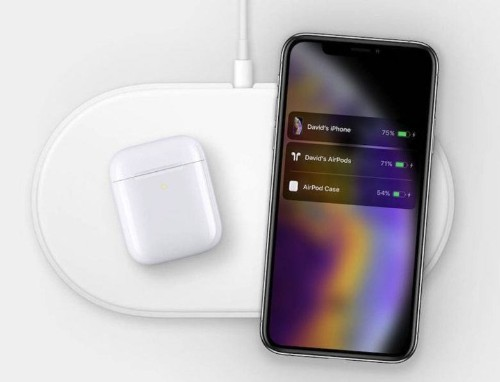 AirPower appears on packaging for AirPods Wireless Charging Case