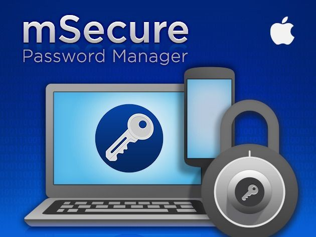 mSecure: Never Forget Your Passwords Again [Deals]