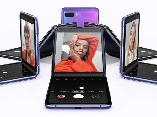 Samsung crams unsightly ads onto $1400 Galaxy Z Flip phones | Cult of Mac