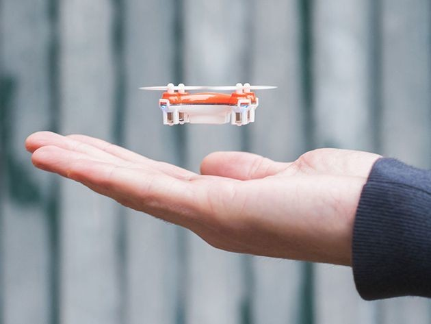 Save over 40% on the ultra-tiny SKEYE Nano Drone [Deals]