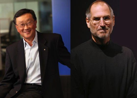 John Chen Thinks He Can Save BlackBerry The Same Way Jobs Saved Apple