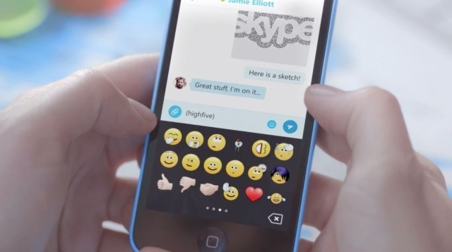 Skype for iPhone is getting a big makeover next week