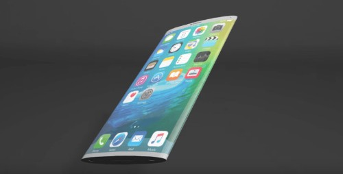 iPhone 8 could be a Samsung Galaxy S7 edge clone