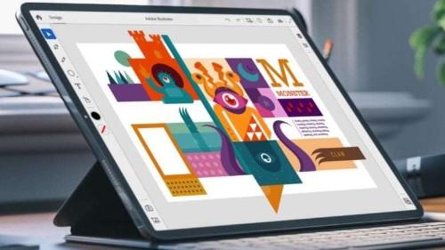 Adobe Illustrator joining Photoshop on iPad in 2020
