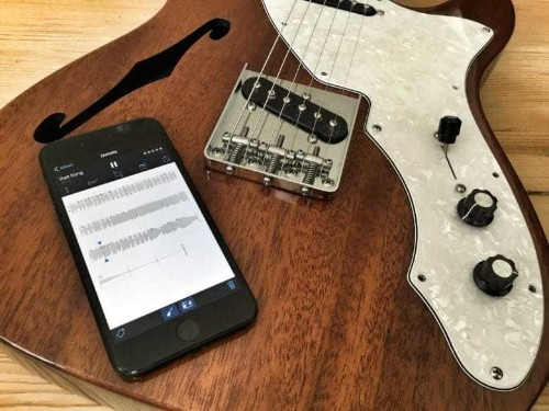 How to use Music Memos like a cut-down GarageBand