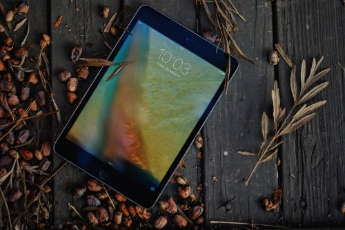 Don't expect a major redesign for this year's iPad mini 5