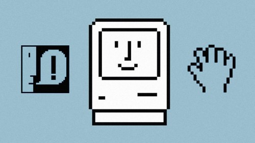 Susan Kare's original Mac icon designs go on show in New York