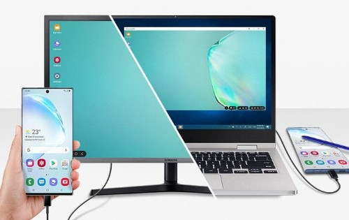 Samsung DeX brings Android apps to your Mac and PC