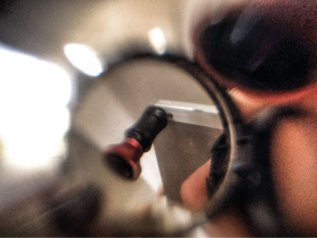 Lensbaby for iPhone is frustrating yet awesome