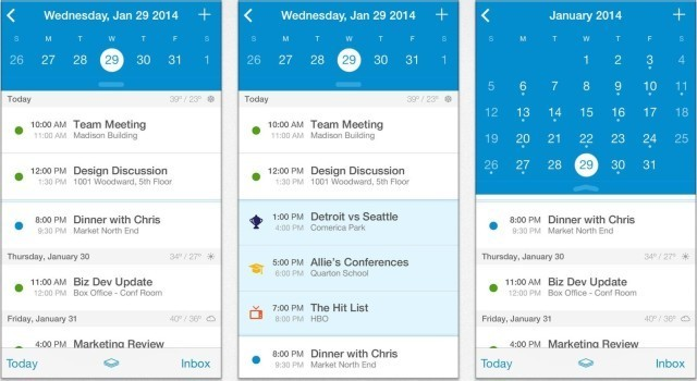 UpTo Reinvents The iPhone's Calendar (Again), Ditches Social For Simple [Daily Freebie]