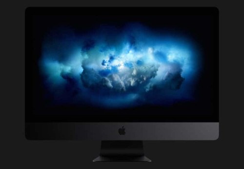 iMac Pro packs A10 Fusion chip for always-on 'Hey Siri'