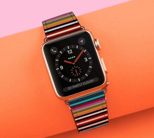 Banish boredom with these incredibly fun Apple Watch bands