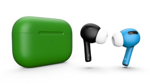 Give your AirPods Pro a custom paint job