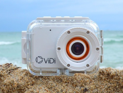 A pro-grade action camera with no learning curve