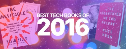 Get your read on: Best tech books of 2016